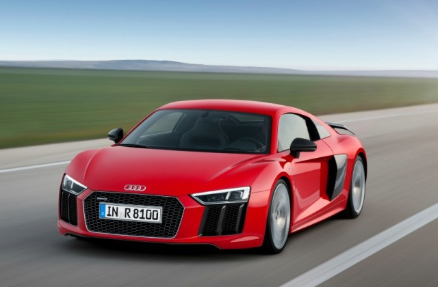 Audi R8 E Tron Signals Shift By German Automakers To High - Medium