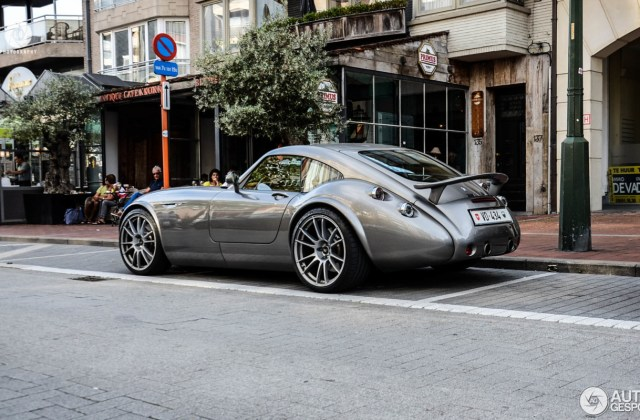 Wiesmann Gt Mf4 11 Juli 2015 Autogespot And S - Medium