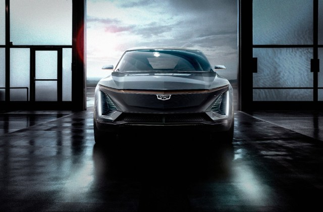 Cadillac S First Electric Vehicle Will Be A Crossover Concept - Medium