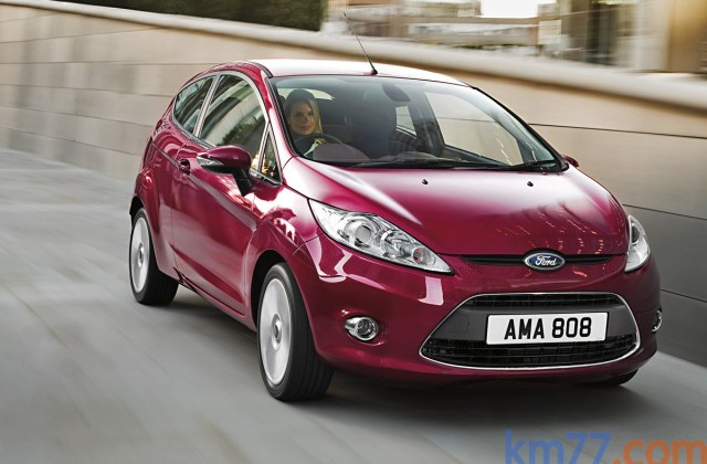 Ford Fiesta 2008 Review Amazing Pictures And Images Photo Hot Magenta - Medium