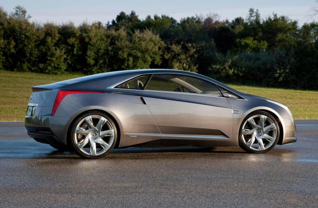 2014 Cadillac Elr Volt Based Coupe To Get New Engine Review Car And Driver - Medium