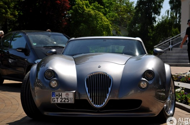 Wiesmann Gt Mf4 S 13 June 2012 Autogespot And - Medium