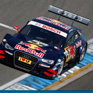 Ausmotive Com Dtm 2012 Round 1 Hockenheim In Pictures Audi A5 - small