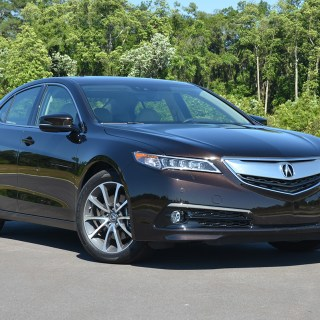 2015 Acura Tlx V6 Sh Awd Advance Package Review Test Drive - small