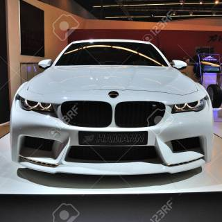 Frankfurt Sept 14 Hamann Bmw M5 Mi5sion Presented As World 2013 Based On - small