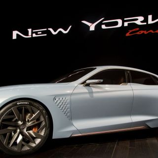 genesis new york concept is a sports sedan that ll make acura tl tech