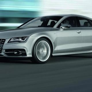 2012 audi s7 sportback unveiled - small