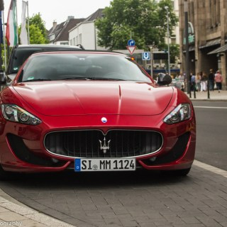 Maserati Grancabrio Sport 2013 24 June 2017 Autogespot - small