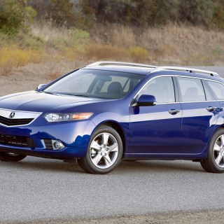 2011 Acura Tsx Sport Wagon First Drive Reviews - small