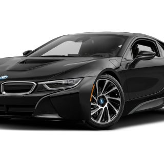 2017 bmw i8 safety features