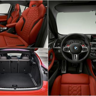 Bmw x4 xdrive30i m sport interior kingssleeve pictures - small