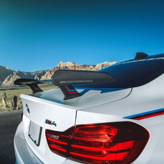 new bmw m performance parts for the m3 and m4 stripes wallpaper