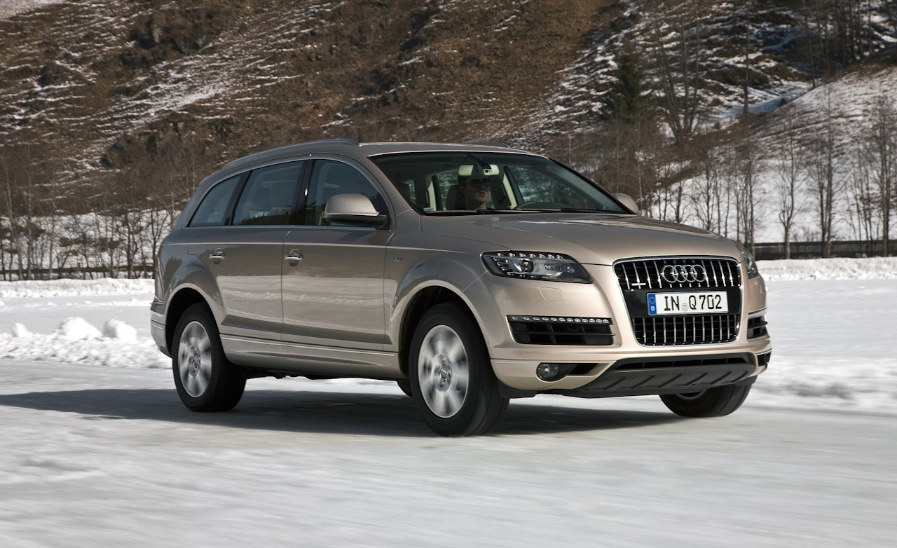 Audi Q7 Dream Cars Suv New Wallpaper Cityconnectapps