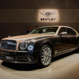 Bentley Mulsanne Wallpapers Vehicles Hq Mulliner Wallpaper - small