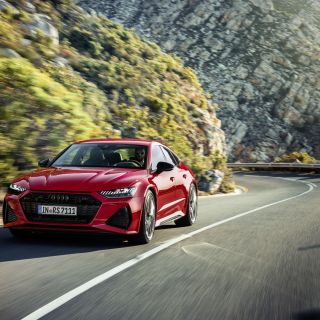 2019 Audi Rs7 Sportback Pictures Photos Wallpapers Top Black