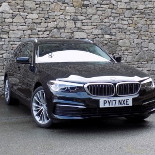 Bmw 5 series touring offers from lloyd south lakes - small