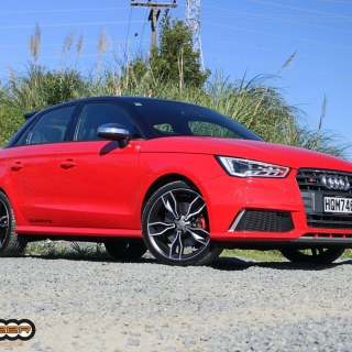 90 second test audi s1 sportback oversteer and