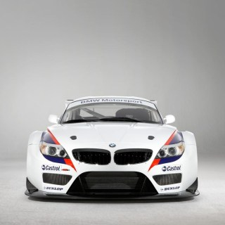 Bmw z4 gt3 coupe wallpapers stock photos wallpaper hd - small