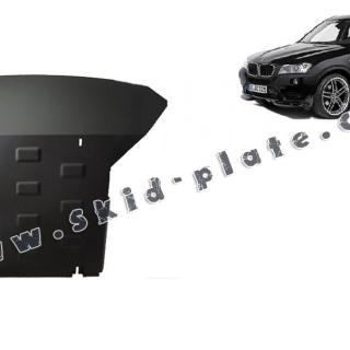 Steel Skid Plate For Bmw X3 F25 Photo