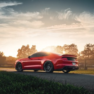 Wallpaper 4k Ford Mustang Gt 2019 Cars Wallpapers - small