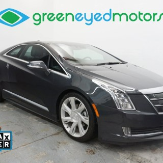2016 Cadillac Elr Base Green Eyed Motors Heated Steering Wheel - small