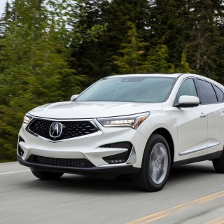 2019 acura rdx review ratings specs prices and photos 4 cylinder - small