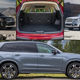 20 of the best 3 row suvs for 2020 all wheel drive cars