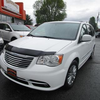 2014 chrysler town country 4dr wgn touring w leather used photos - small