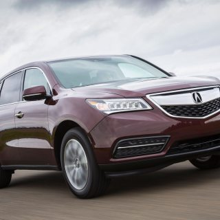 2016 Acura Mdx Reviews And Rating Motor Trend 08 - small