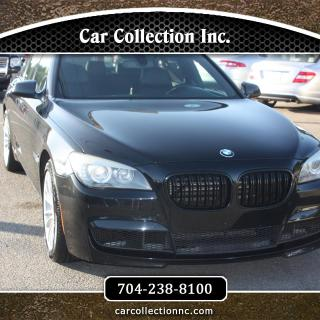 used 2011 bmw 7 series 750i xdrive for sale in monroe nc photos