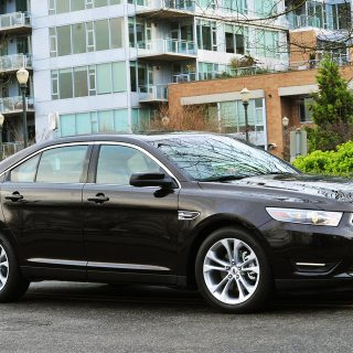 2013 ford taurus review best car site for women vroomgirls photos - small