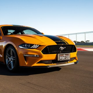 Ford mustang gt fastback 2018 4k wallpaper hd car - small