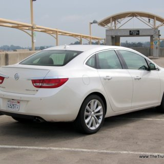 Review 2013 buick verano turbo video the truth about cars photo - small