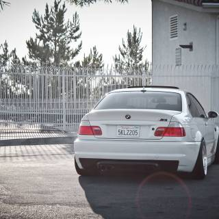 bmw m3 e46 wallpapers wallpaper cave white