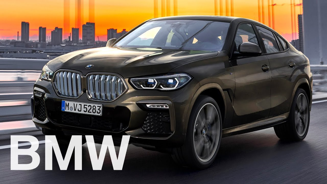The all new bmw x6 official launch film photo - small