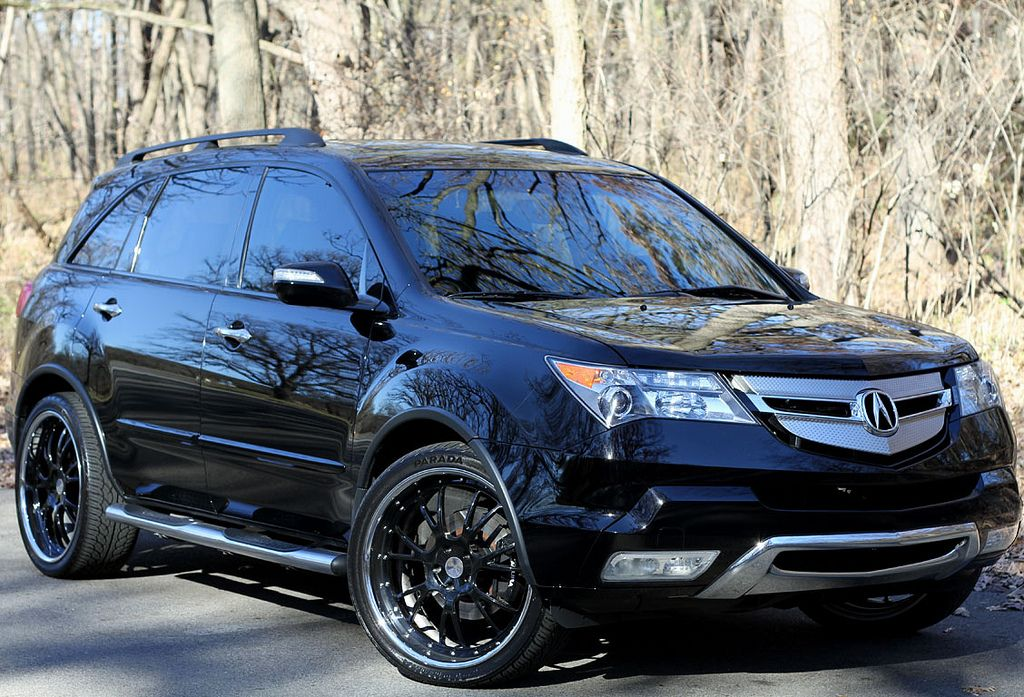 Pin by tim bennett on autos 2011 acura mdx toyota venza rdx - small