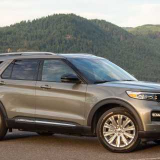 2020 Ford Explorer First Drive Add Power Evolve Photo - small