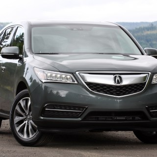 2014 acura mdx w video autoblog pre owned