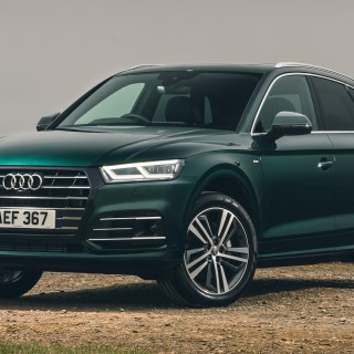 2019 Audi Q5 Plug In Hybrid S Line Uk Wallpapers And Hd - small