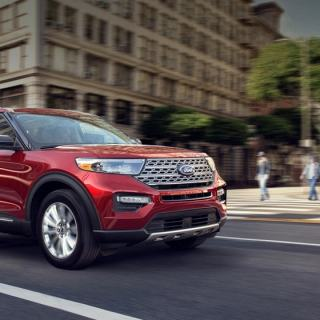 2020 Ford Explorer Suv New And Improved Best Selling Photo - small