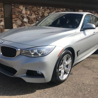 Great 2014 bmw 3 series m package sport gran turismo 328i xdrive gt 9k miles 2017 2018 - small