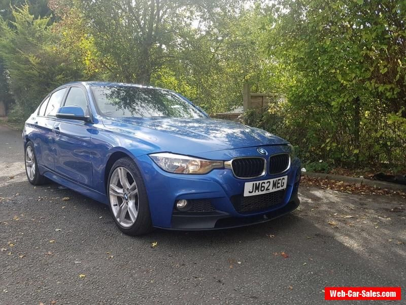 2012 f30 bmw 3series 318d m sport estoril blue auto salvage 3 series pictures