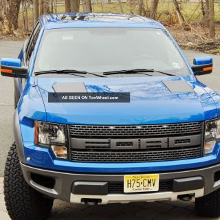 2012 ford f 150 svt raptor extended cab pickup 4 door - small