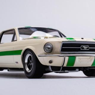 ford mustang 1967 atcc winner ian pete geoghegan photo - small