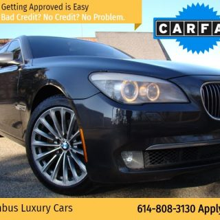 used 2011 bmw 7 series 740i rwd for sale with photos - small