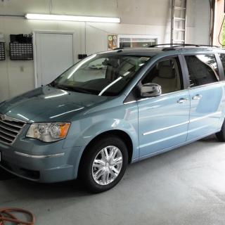 2008 2016 chrysler town country car audio profile and future models - small