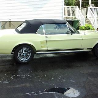 1967 Ford Mustang Convertible Ebay Photo - small