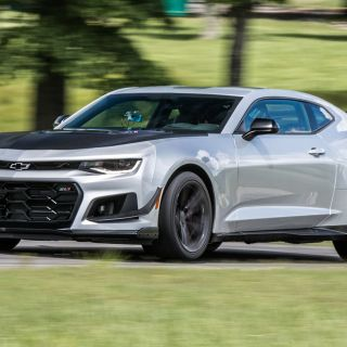 Buick and chevrolet dealer serving whitesville daniel camaro features - small