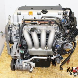 Acura Tsx K24a Dohc I Vtec Engine 2 4l 4 Cylinder Jdm 200hp Cl9 Accord Euro R High Comp - small