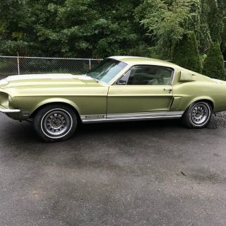 Amazing 1967 Ford Mustang Fastback Shelby Clone Must See Original V8 4 Speed 2019 Photo